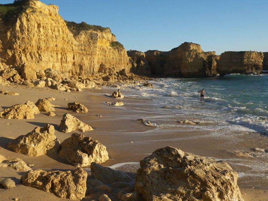Impressionen von der Algarve